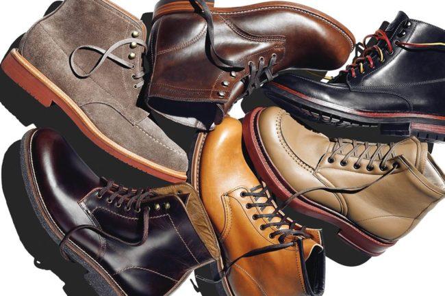 All men's shoes $55